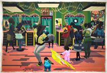 School of Beauty, School of Culture - Kerry James Marshall