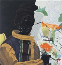 Untitled (Painter) - Kerry James Marshall