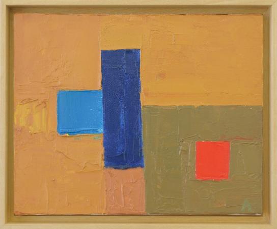 Untitled, 1995 - 2000 - Etel Adnan