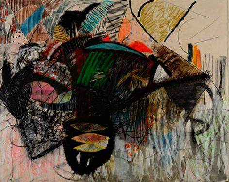 Mask, 1976 - Gary Wragg