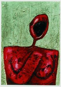 Bahman Mohasses - 30 artworks - WikiArt org