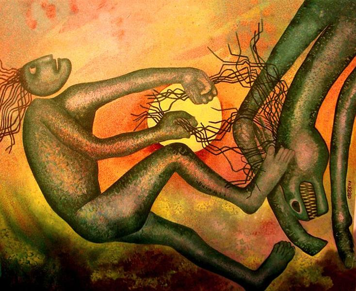 Confrontation - Jahar Dasgupta
