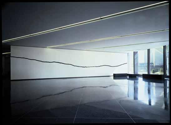 A Shift in the Stream, 1995 - 1997 - Maya Lin