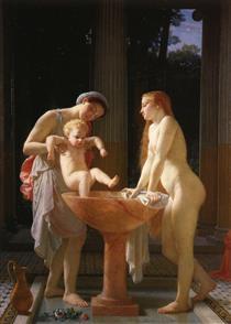 The Bath - Charles Gleyre