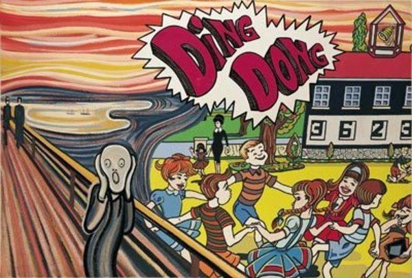 Ding Dong, 1979 - Erro