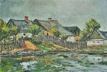 OLD VILLAGE HOUSES - JAROSLAV KELUC