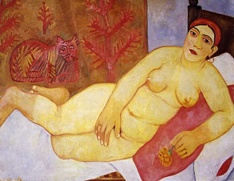 Russian Venus, 1912 - Mijaíl Lariónov