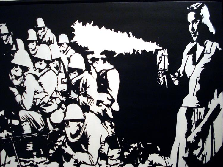 Subliminal Projects - Blek le Rat