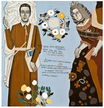 Poet and Queen (Grygory Skovoroda) 83 88 - Иван-Валентин Феодосиевич Задорожный