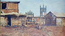 From the artist's diary, the War 1904-1905 - Mykola Samokysh