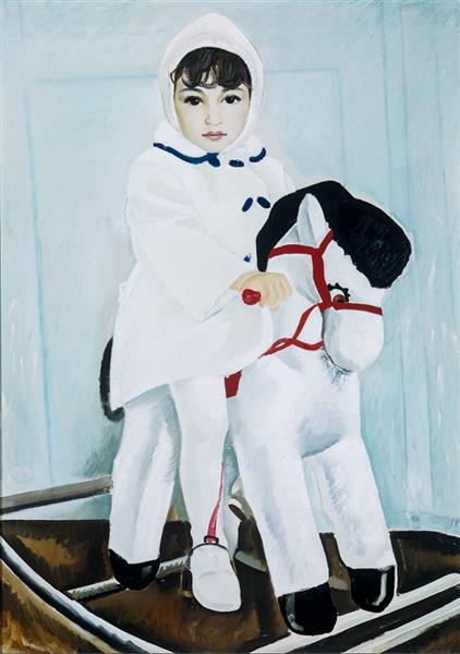 Aydan, 1967 - Tahir Salahov