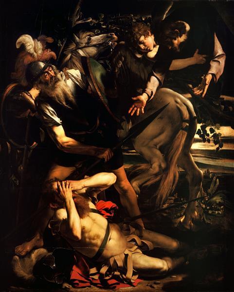 Conversion of Saint Paul, 1600 - Caravaggio