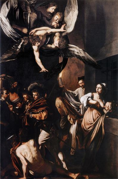 The Seven Works of Mercy, 1607 - Caravaggio