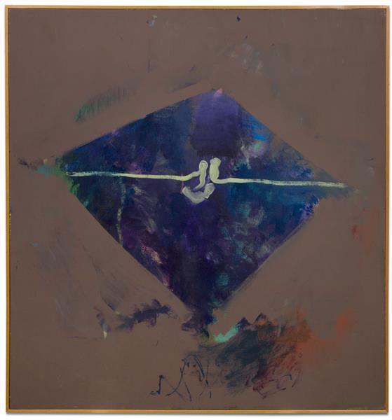 Untitled (Sunset Series 33 ) - John Altoon