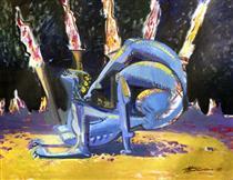 Snake Woman - Vasiliy Ryabchenko
