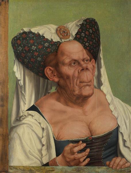 La duquesa fea - Quentin Massys
