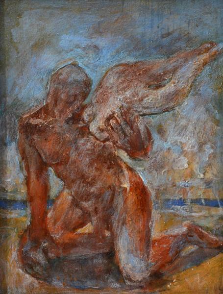 El retorno de Eva al cuerpo de Adan, 1980 - Vlady