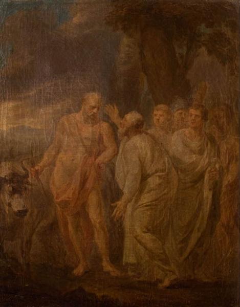 Cincinnatus, 1795 - Марчелло Баччареллі