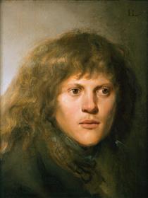 Self Portrait - Jan Lievens