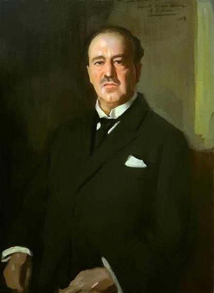 Vicente Blasco Ibáñez, 2018 - Alejandro Cabeza