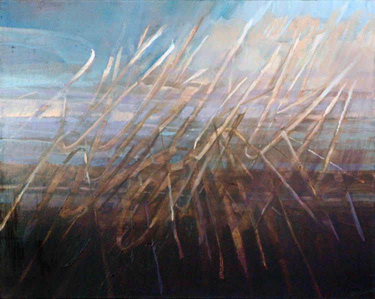 Passing Through, 2012 - Rochelle Blumenfeld