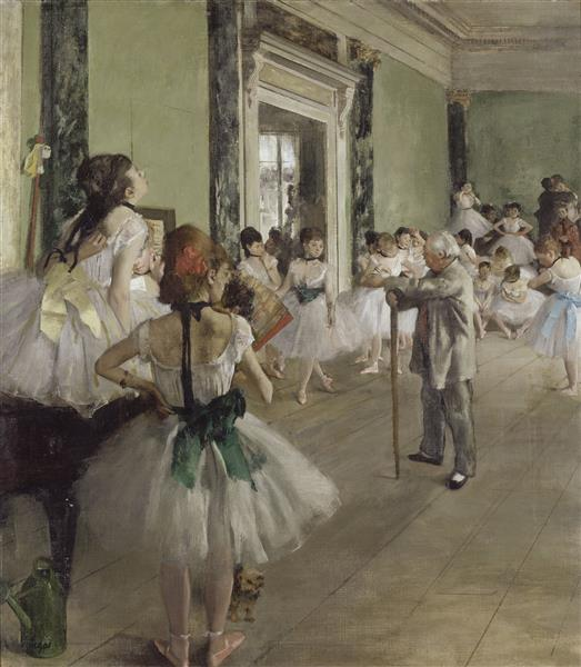 Image result for The Ballet Class