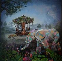 The magic carousel - Marina Pallares