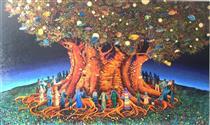 Tree of life - Marina Pallares