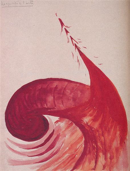 Lo Spirito, 1930 - Benedetta Cappa
