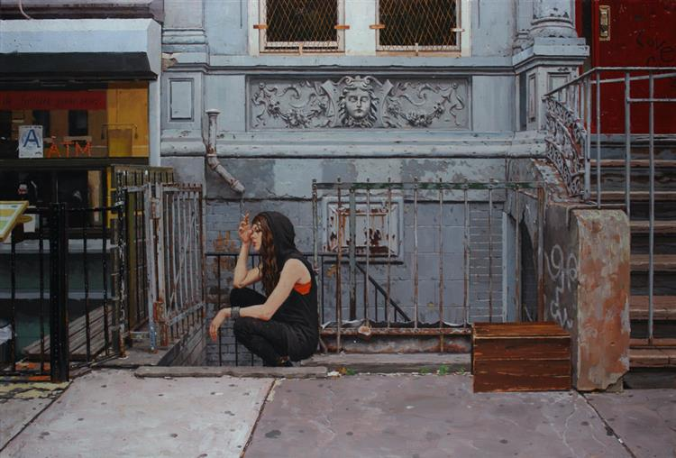 East Village - Vincent Giarrano