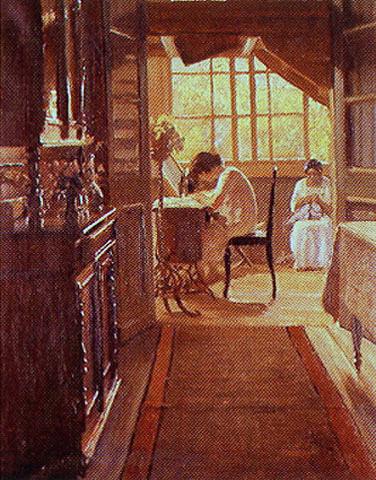 Working Life - Alfredo Andersen