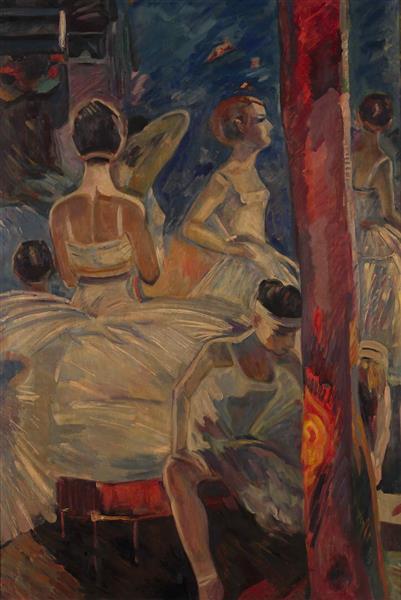 ballerinas - Boyukagha Mirzazade
