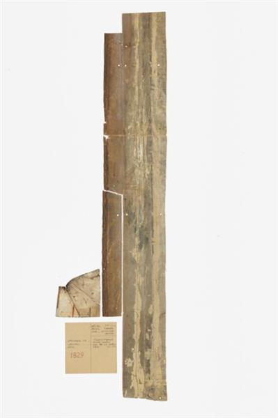 From 'Chichester Canal' Circa 1828, JMW Turner, 1998 - Cornelia Parker