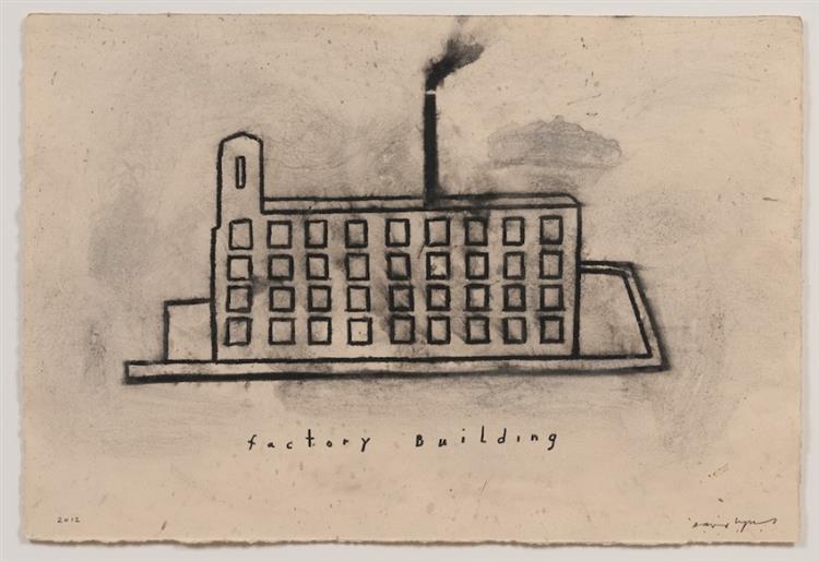 Factory Building - David Lynch