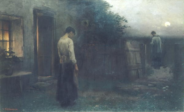 Poslední Pomazání - Jakub Schikaneder