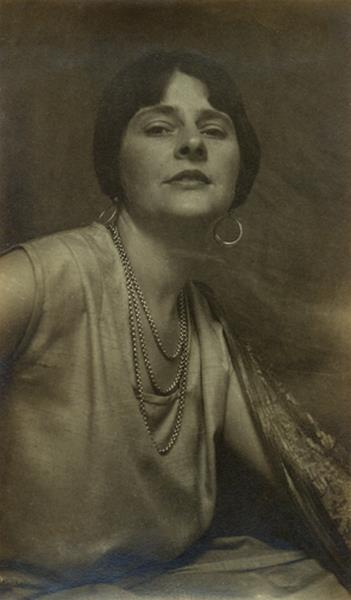 Portrait of a Woman - Anne Brigman