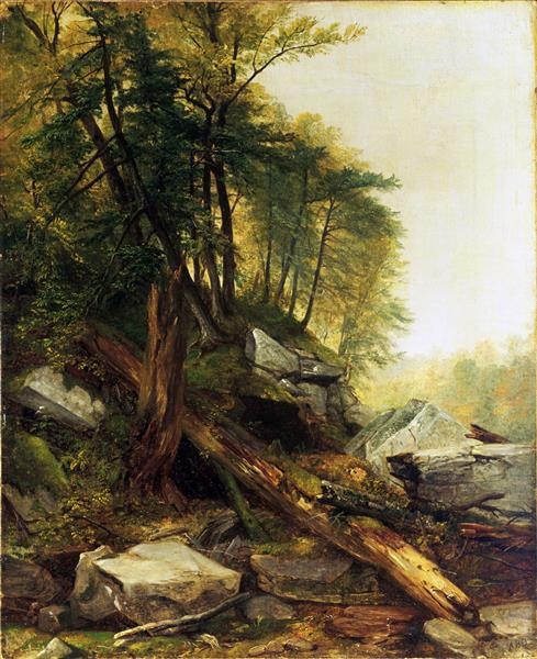 Kaaterskill Landscape - Asher Brown Durand