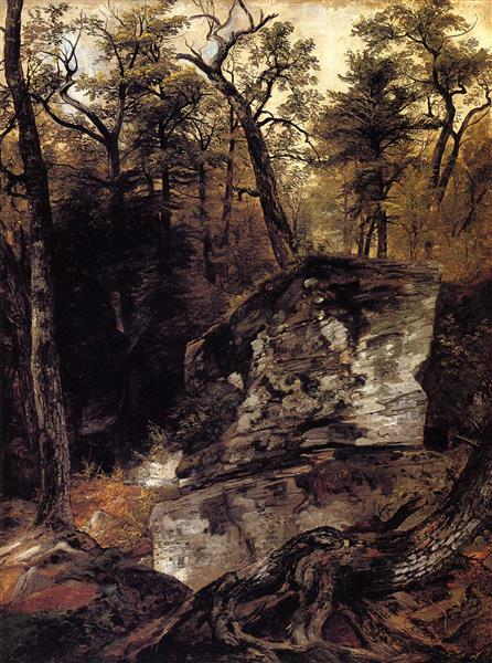 Guard House, Catskill Mountains - Asher Brown Durand