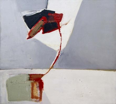 Painting #3, 1964 - Fernando García Ponce