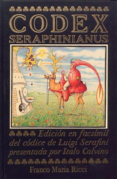 Codex Seraphinianus, 1981 - Luigi Serafini