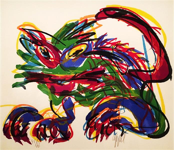 1966, 1966 - Karel Appel