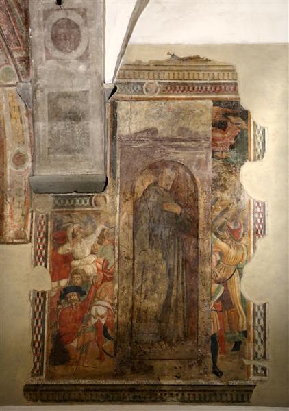 Church of San Lorenzo (San Giovanni Valdarno), Toscana, Italy, c.1457 - Lo Scheggia