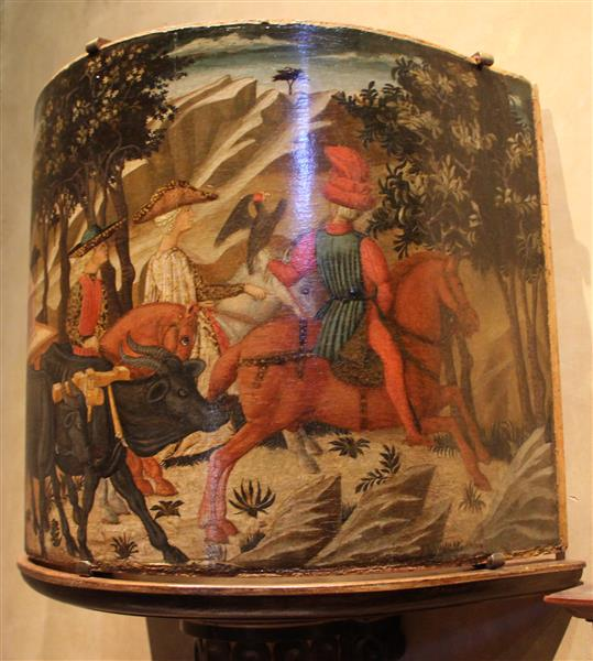 Trionfo della morte, 1450 - Scheggia