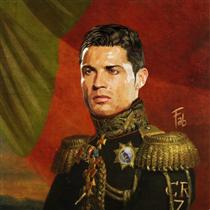 Cristiano Ronaldo - Fabrizio Birimbelli (Pupazarro)