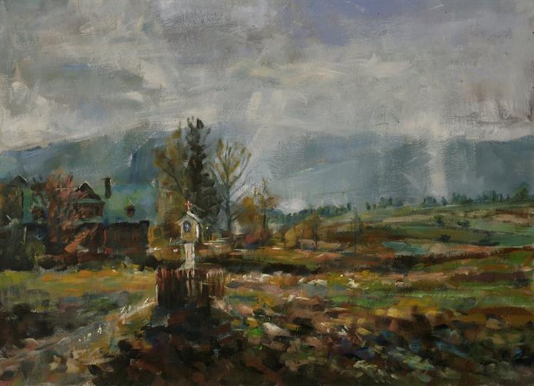 Zawoja. Babia Góra. Beskidy, 2016 - Czesław Jan Pyrgies