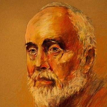 Portret Artysty - Czesław Jan Pyrgies