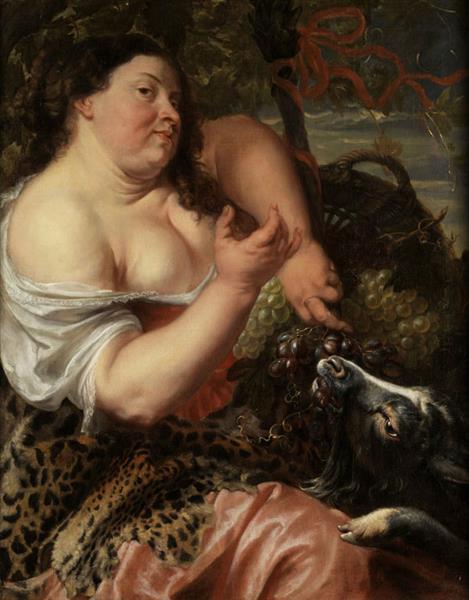 Allegory of Luxury, 1615 - 1652 - Jan Cossiers