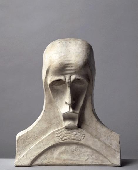 Le sphinx, 1902 - Boleslas Biegas