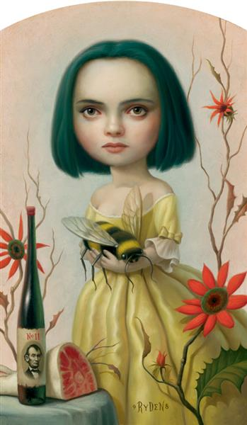 Christina, 1998 - Mark Ryden