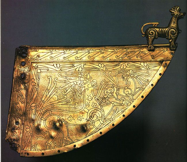 The Söderala Weathervane, c.1000 - Північне мистецтво